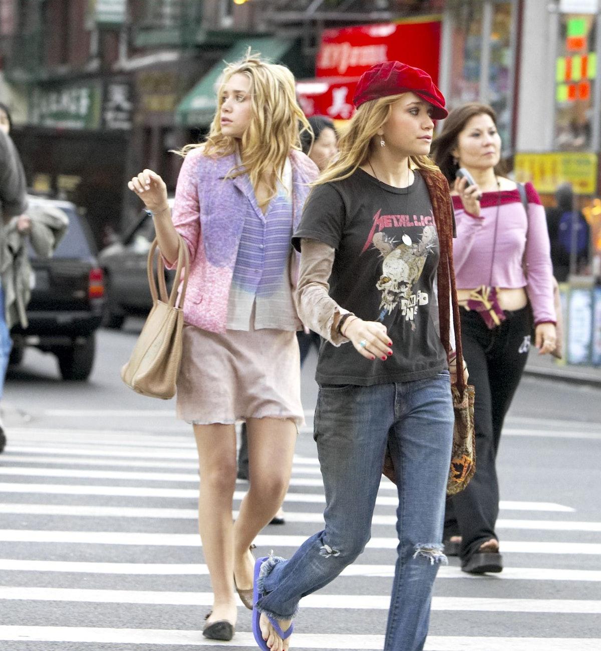 New York Minute - 2004; Ashley Olsen, Mary-Kate Olsen.