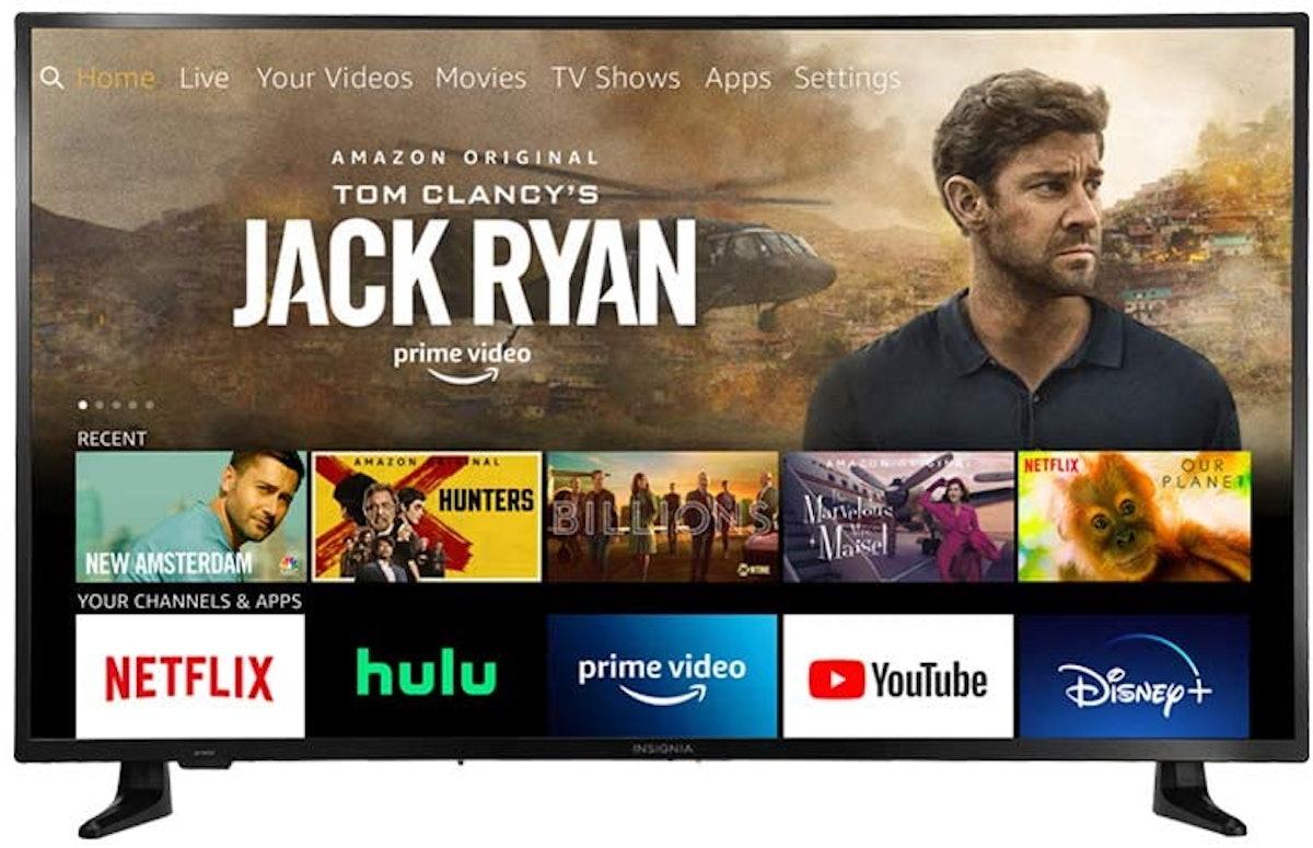 Insignia 43-inch 4K Smart Fire TV