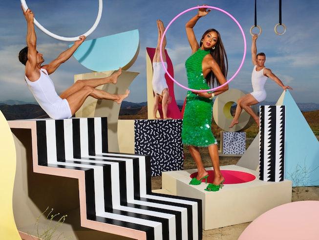 Naomi Campbell for Bottega Veneta's Issue 02.