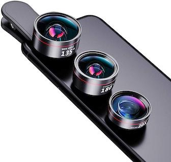 UNCLEPINK Phone Camera Lens Kit