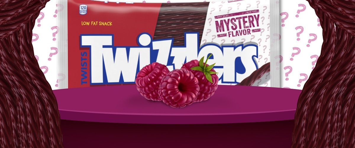 Twizzlers 2021 Mystery Flavor was finally revealed, and it's simpler than you'd think.