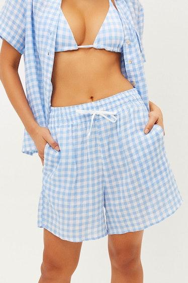 Lou High Waist Shorts