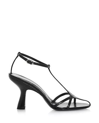 Women's Star T Strap High Heel Sandals
