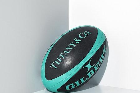 Tiffany Rugby Ball