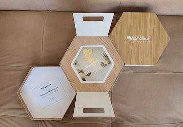 Nanoleaf Elements packaging