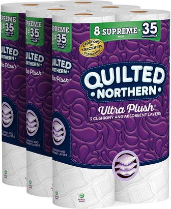 Quilted Northern Ultra Plush Toilet Paper (24-Count)