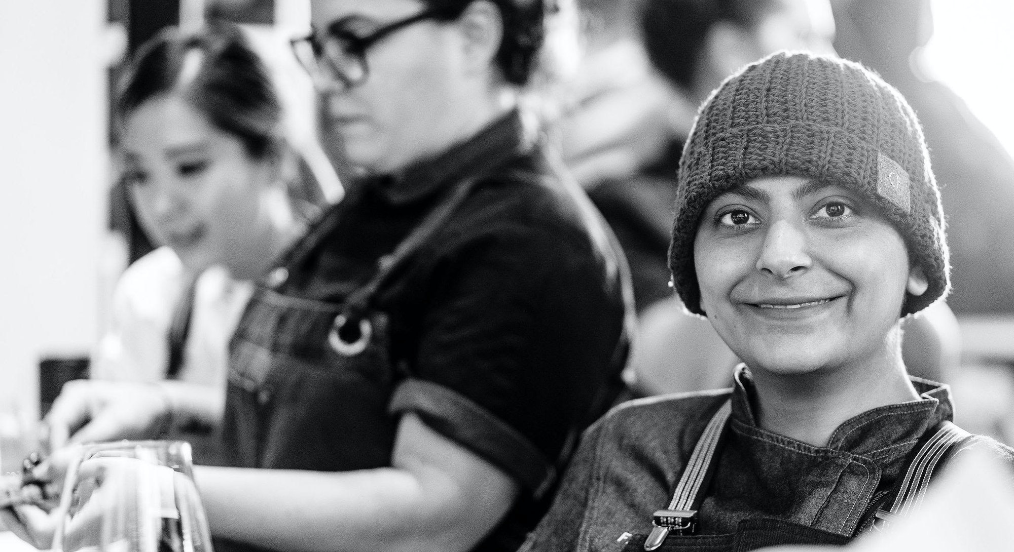 'Her Name Is Chef' spotlights female chefs and women in the food industry writ large.