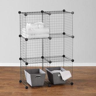 Amazon Basics Wire Storage Shelves