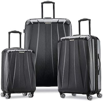Samsonite Winfield 2 Hardside Expandable Luggage, 3-Piece Set