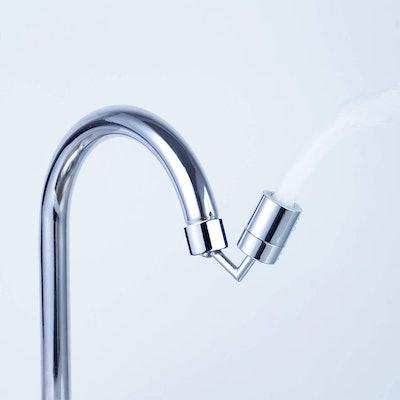 Hibbent 720° Swivel Faucet Aerator Sink Attachment