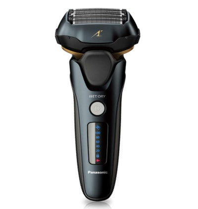 Panasonic ARC5 Electric Razor with Pop-up Trimmer, Wet Dry 5-Blade Electric Shaver