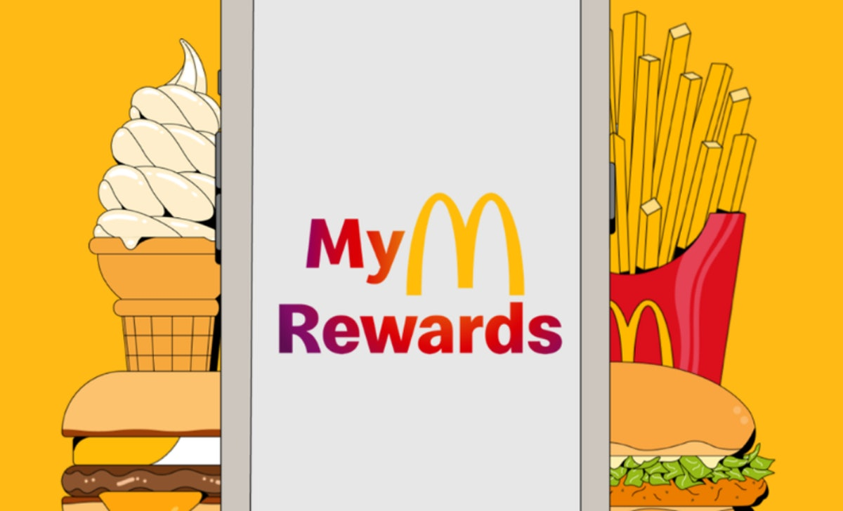 MyMcDonald's Rewards Program will launch in the United States on July 8.