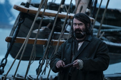 Colin Farrell in 'The North Water'