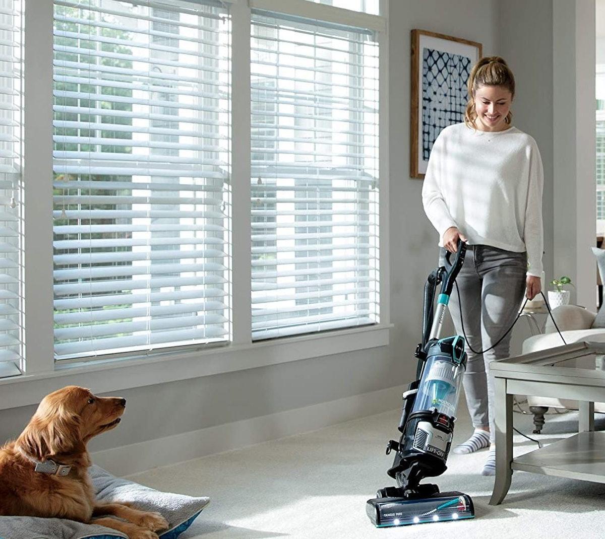 BISSELL MultiClean Allergen Lift-Off Pet Vacuum