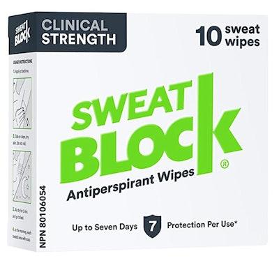 Sweat Block
