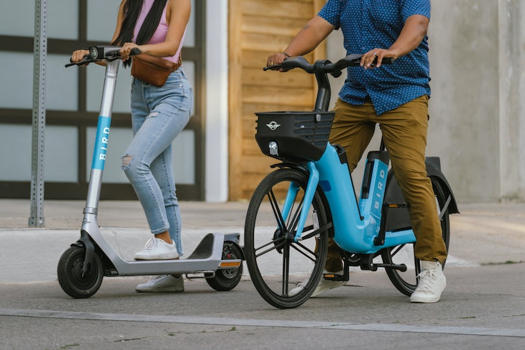 Bird Bike is the micro-mobility company's first electric bike.