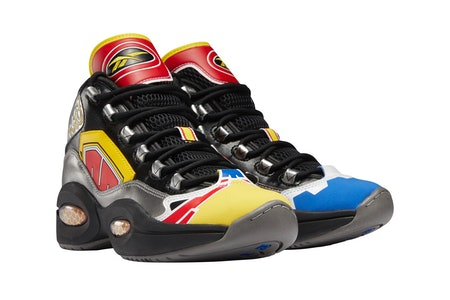 Reebok x Power Rangers collection Question Mid