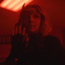 Sophia Di Martino portrays a mysterious variant on 'Loki.' Photo via Marvel Studios