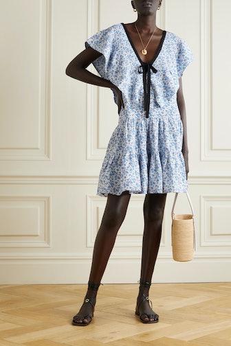 Cora Short Dress