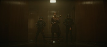 Gugu Mbatha-Raw as Judge Renslayer in Loki Episode 3