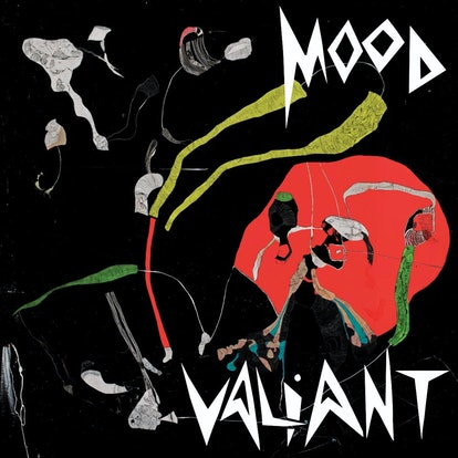 The album art to Hiatus Kayote's 'Mood Valiant.'