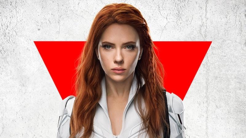 Scarlett Johansson as Natasha Romanoff aka Black Widow