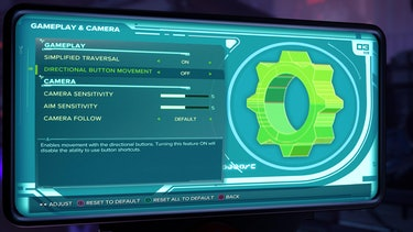 ratchet and clank rift apart gameplay camera accessibility