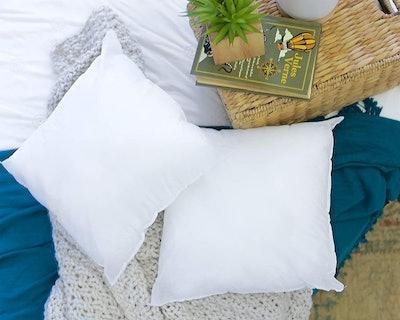 Foamily Throw Pillows (4-Piece)