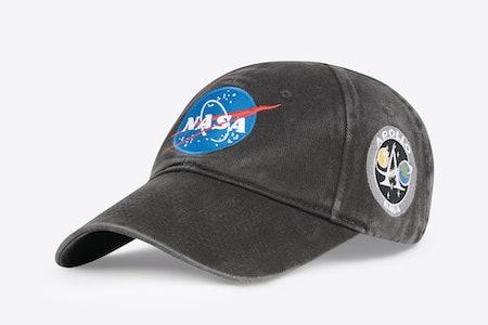 Balenciaga NASA Space Baseball Hat