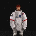 Balenciaga NASA Space Parka