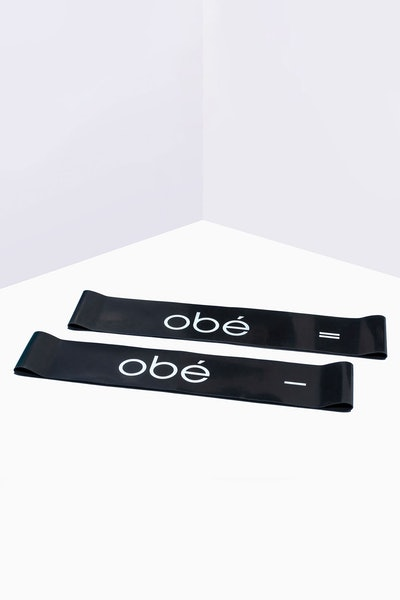 obé resistance loops, set of 2