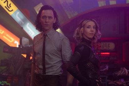 Sylvie knows more about variants in 'Loki' than Loki does. Photo via Marvel Studios
