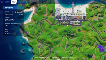 fortnite boombox location 2 map