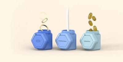 Magnetic Travel Capsules