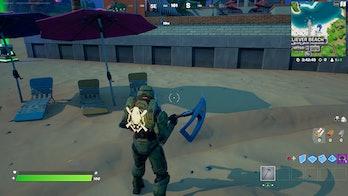 fortnite boombox location 3 gameplay