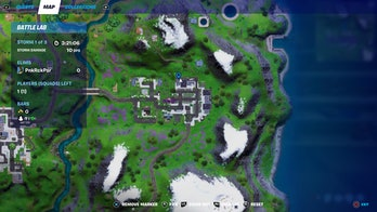 fortnite cat food location 1 map
