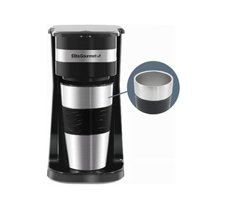 Elite Gourmet Matic Personal Coffee Maker