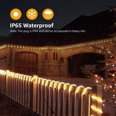 Lighting EVER Waterproof Rope Lights