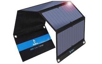 BigBlue Foldable Solar Charger