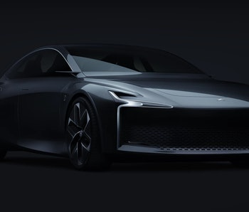 French startup Hopium has begun accepting orders for its hydrogen-powered sedan, the Machina.