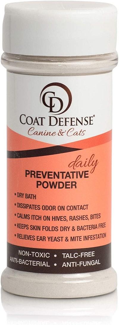 Coat Defense Canine Daily Preventative Powder
