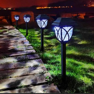 LAMTREE Solar Lights for Pathways