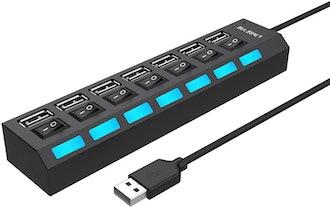 l'aise vie Multi Port USB Splitter