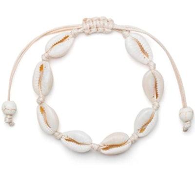 Fesciory Seashell Anklet