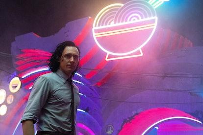 Loki is not the only dangerous variant on 'Loki.' Photo via Marvel Studios