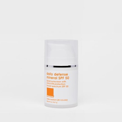 Daily Defense Mineral SPF 50 Facial Sunscreen