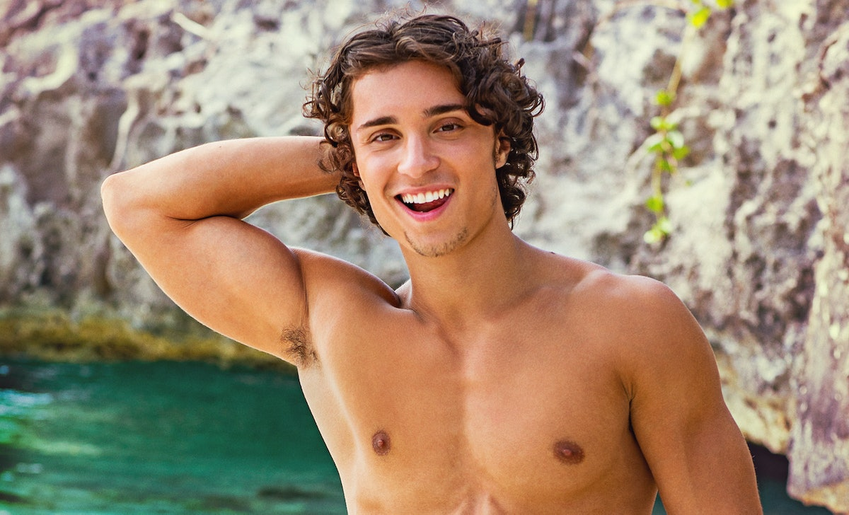 Peter is one of the 'Too Hot To Handle' Season 2 contestants who will likely be up for elimination.