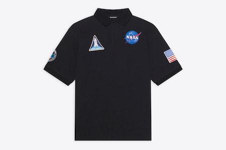 Balenciaga NASA Space Polo