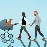 Dogs and babies: Why you shouldn't train your dog in the way you think