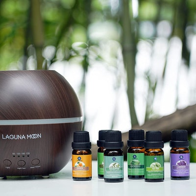 Lagunammoon Essential Oil Set (6-Piece)